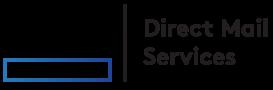 Greater Public - Direct Mail Services Logo - Landscape Blue